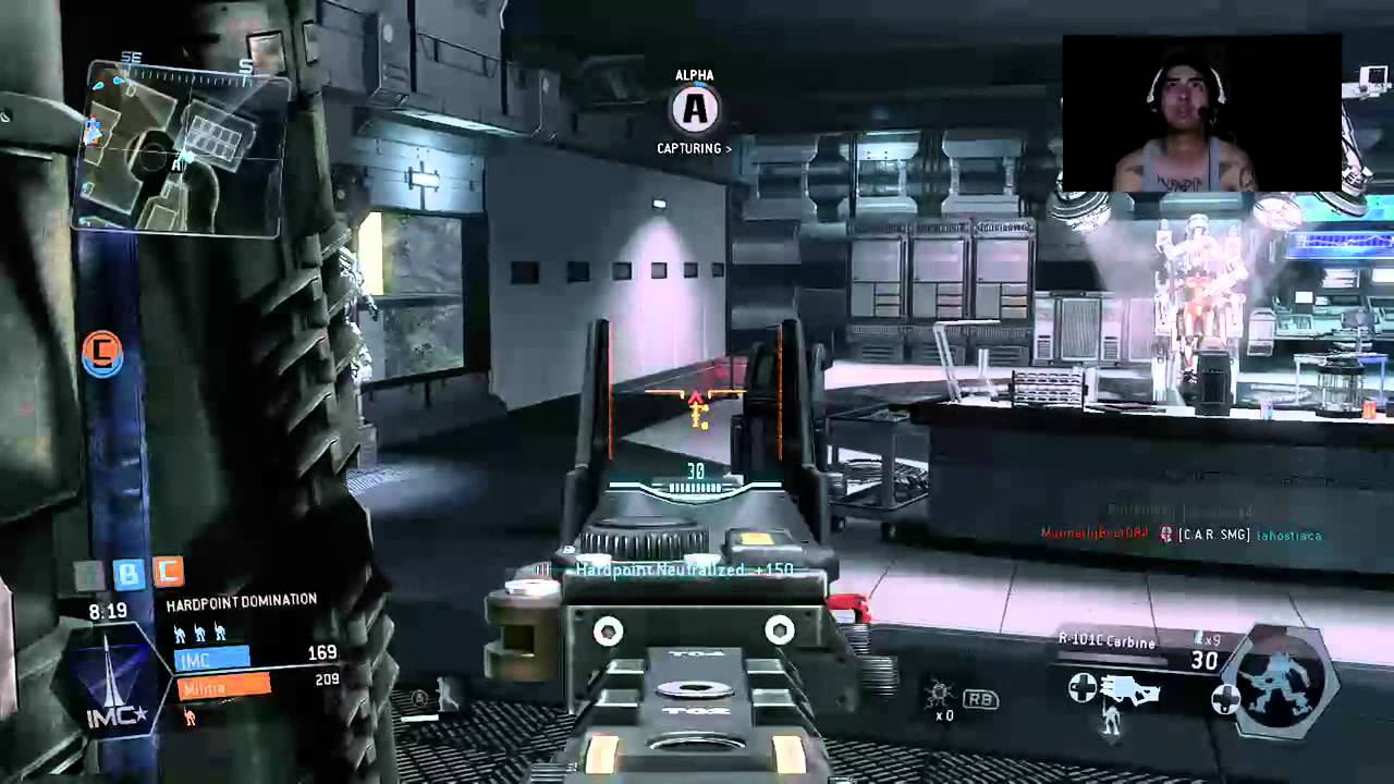 Titanfall private matchmaking