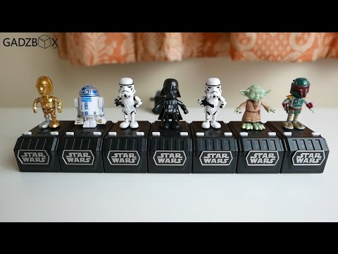 Review: Star Wars - Space Opera (singing toy from Japan)