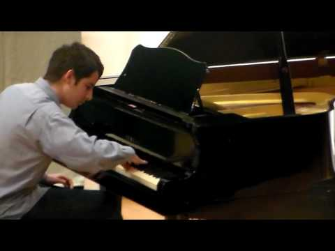 Stergios Balamotis-Chopin nocturne in C sharp minor opus 20