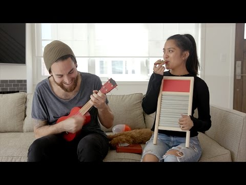 Band in a Box Challenge! - Us The Duo