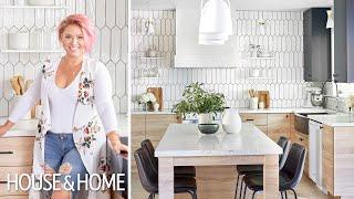 A Multifunctional Two-Tone Kitchen by HGTV Designer Jo Alcorn