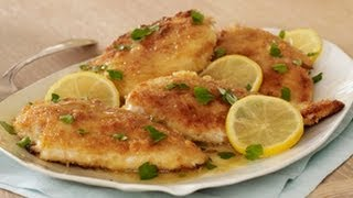 Delicious Easy Pre & Post Workout Meal: Lemon Chicken