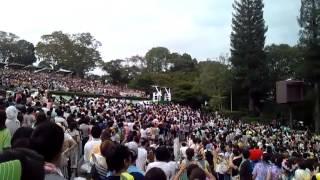 播磨中央公園野外ステージ2013/08/31.