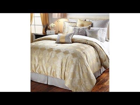 Highgate Manor Oxford 20piece Comforter Set  Gold
