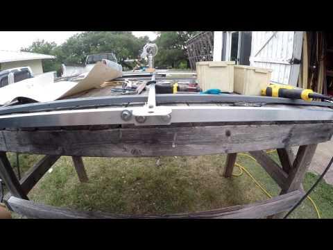 Solar Panel Removeable, Tiltable Rack Offgrid Camper Truck Camper #16