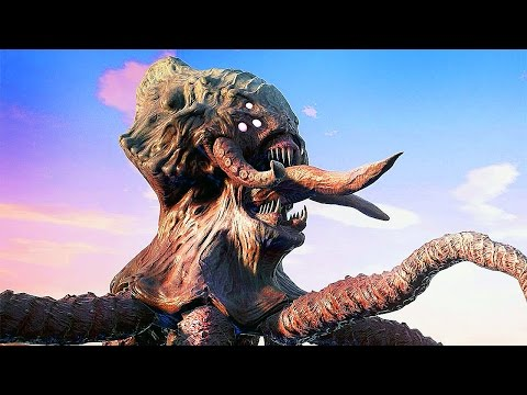 CONAN EXILES - Monsters Gameplay Trailer (Xbox One / PC)