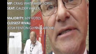 Profile: Craig Whittaker, Conservative MP for Calder Valley.   HD 720p