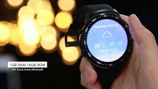 Zeblaze THOR PRO 3G Smartwatch with Incredible Camera