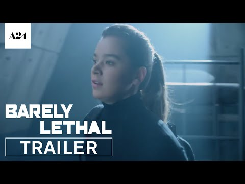 Barely Lethal | Official Trailer HD | A24