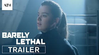 Barely Lethal | Official Trailer HD | A24 thumbnail