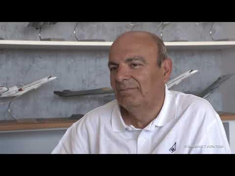 Bilan du Salon par Eric Trappier - Salon du Bourget 2019 - Dassault Aviation