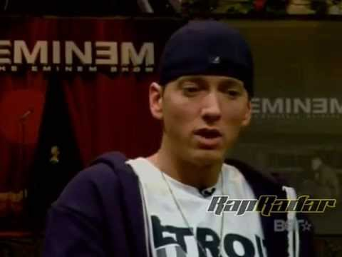 Eminem - Rap City Full Interview 2009