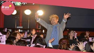 A.B.C-Z塚田僚一(31)が26日、都内で初主演映画「ラスト・...