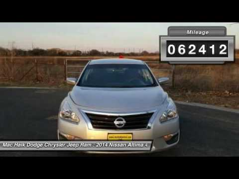 2014 nissan altima temple tx 320997a youtube. Black Bedroom Furniture Sets. Home Design Ideas