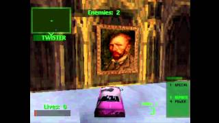 Twisted Metal 2: Giant Bomb Encyclopedia Bombastica