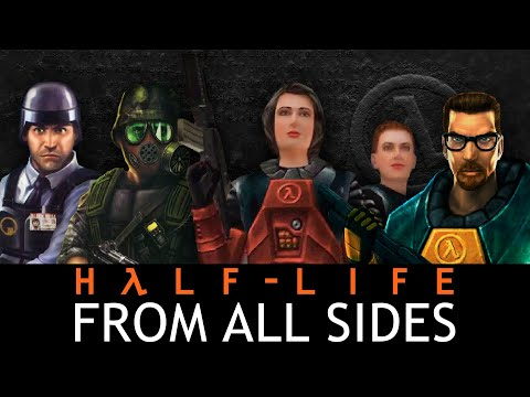 Half Life Sync Walkthrough From All Sides