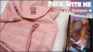 4d6f1e71ee4 Nike Af1 Backpack