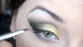 Re-make on Arabic Make-Up. Арабский Макияж.