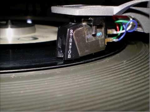 stanton 681eee  My Stanton 681 EEE Mk III Phono Cartridge - YouTube