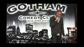 Jeff Simmons Stand Up @ Gotham Comedy Club