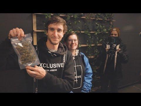 First Sales Of Michigan Recreational Marijuana