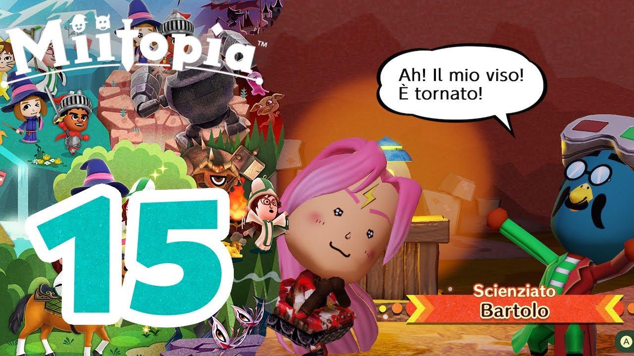 SALVIAMO I NOSTRI COMPAGNI 😱 EP. 15 - Miitopia Nintendo Switch