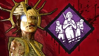 New perk Blood Echo on The Plague! | Dead by Daylight