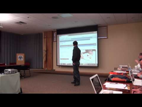 New Jersey Chef's Presentation about Online Culinary Learning