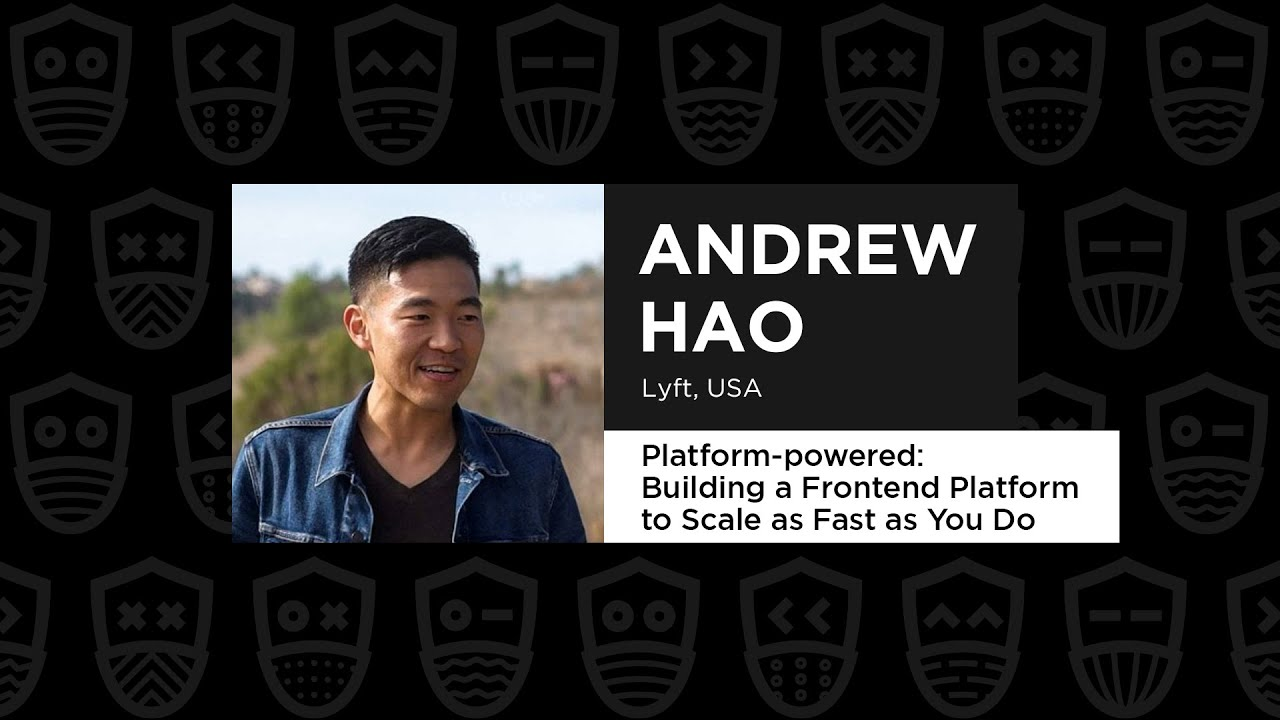 Platform-powered: Building a Frontend Platform to Scale