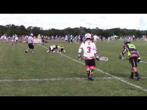 Boys ELC 22 vs Team Maryland at Aloha Brine 2017