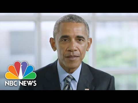 President Obama Gives Moving Shout-Out To Jay Z For Songwriters Hall Of Fame Induction | NBC News