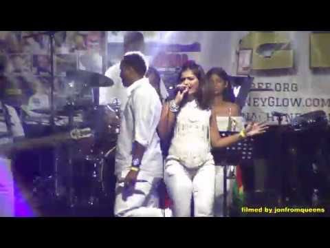Gemini Band feat. Chutney Queen Fiona Singh perform at Chutney Glow 7.0 (part 2)