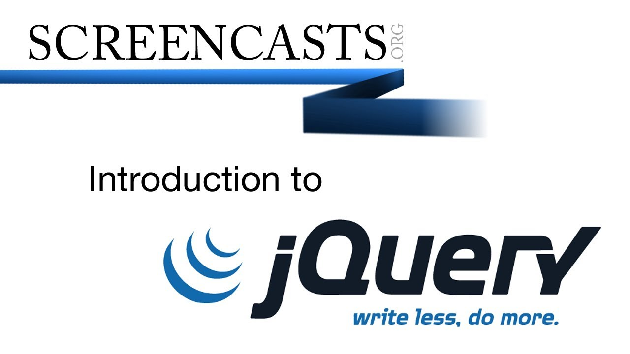 jQuery - overview, features and usage
