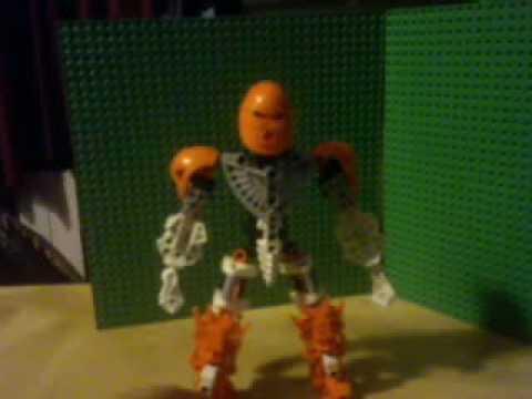 Bionicle Moc Toa Team Part 2 Solviktoa Of Plasma Youtube