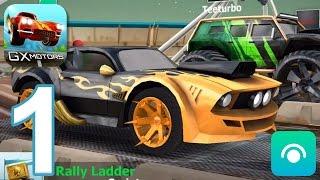 GX Motors - Gameplay Walkthrough Part 1 (iOS, Android)