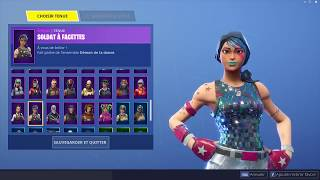 MY FORTNITE/65 SKINS/$300