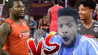 HARDEN, WESTBROOK, & MEEK MILL vs TRAVIS SCOTT, DEROZAN, & 21 SAVAGE!