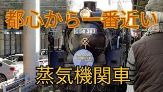 【秩父鉄道】SLパレオエクスプレス号を乗り通してきた