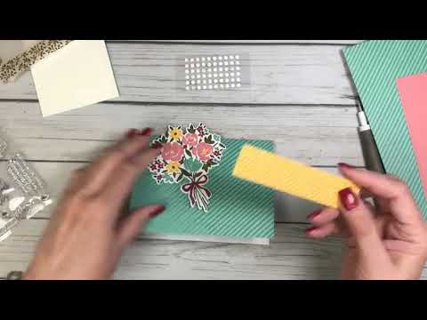 Talkin' on Tuesday featuring the Bouquet of Hope Paper Pumpkin Kit!