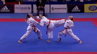 Team Kata showdown as Karate 1-Premier League Berlin about to begin