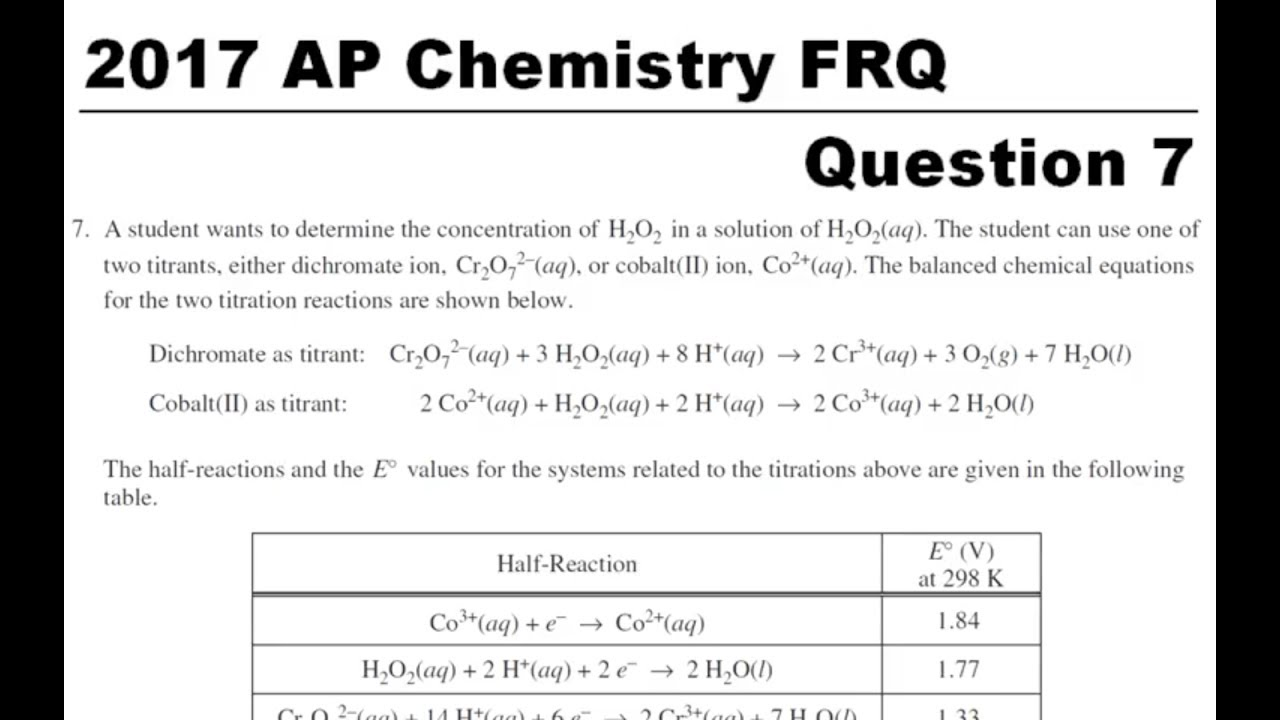 2016 ap biology free response answers question 7