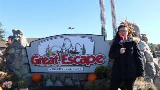 Table Talk Visits Great Escape Fright Fest!