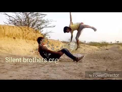 Silent brothers crew (stunts) Bboing