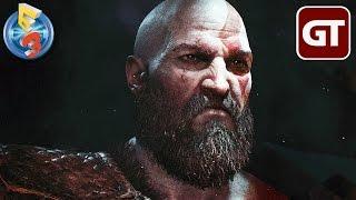 Thumbnail für So geht Kindererziehung | GOD OF WAR in der E3-Auswertung - Trailer-Check zum Gameplay