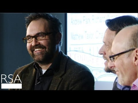The RSA Animate Revolution - Andrew Park and Richard Wiseman