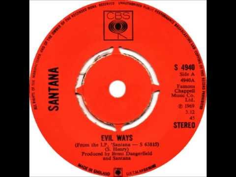 Santana  Evil Ways Dj S Bootleg After Hours Dance Remix