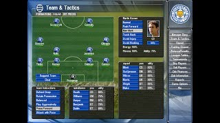 Leicester City (Club Manager 2005 - The Football League)