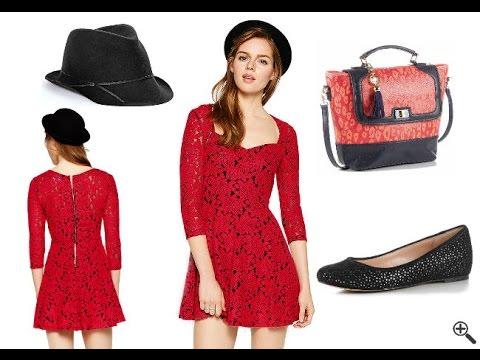 Rote sexy Partykleider - Ein cooles, sexy Party Outfit für 2015 ...