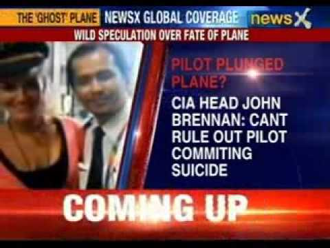 CIA head John Brennan: Can't rule out pilot committing suicide
