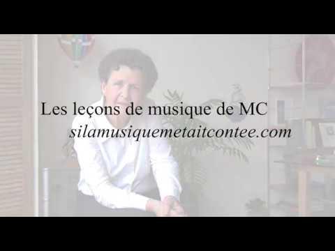 Les leçons de musique de MC